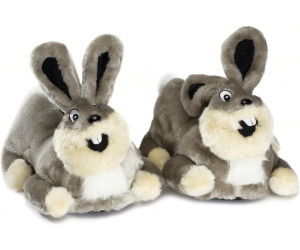 funslippers Plüsch Hausschuhe Hase Crazy Bunny ab 18,05