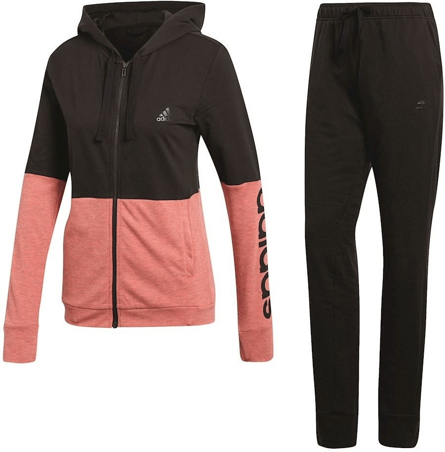 Adidas Co Marker Trainingsanzug Damen black/rea...