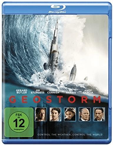 Geostorm (Steelbook Edition) [Blu-ray]