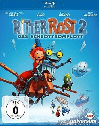 Ritter Rost 2 - Schrottkomplott [Blu-ray]
