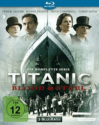 Titanic - Blood & Steel - Komplette Serie [Blu-...