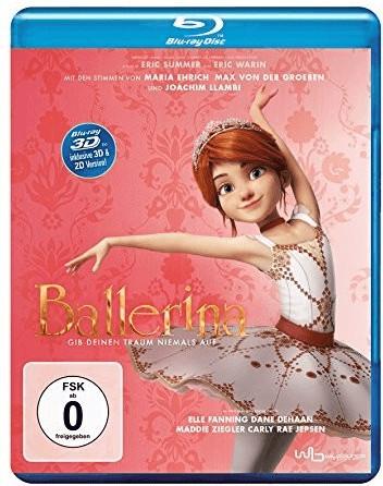 Ballerina - Gib deinen Traum niemals auf (3D) [...