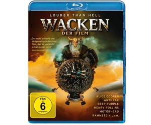Wacken - Der Film [Blu-ray]