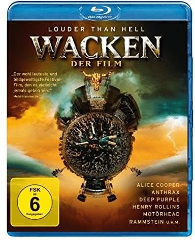 Wacken - Der Film [Blu-ray]