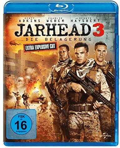 Jarhead 3: Die Belagerung [Blu-ray]