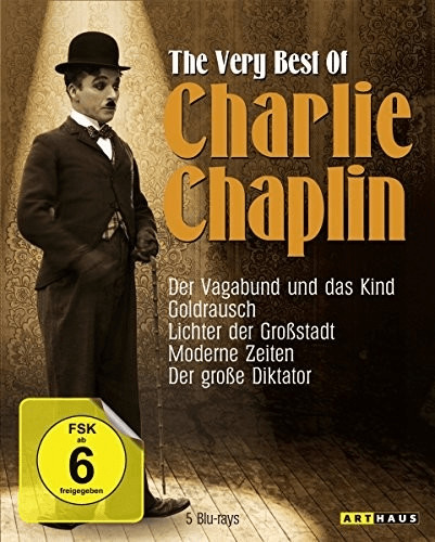 Very Best of Charlie Chaplin [Blu-ray]
