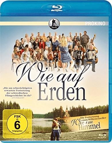 Wie auf Erden [Blu-ray]