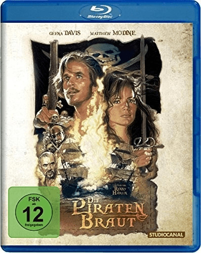 Die Piratenbraut [Blu-ray]