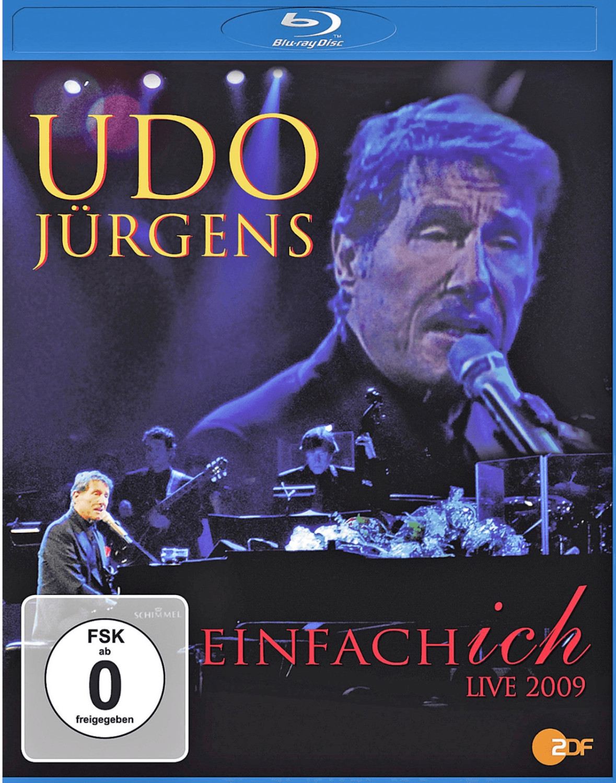 Udo Jürgens - Einfach Ich live 2009 [Blu-ray]