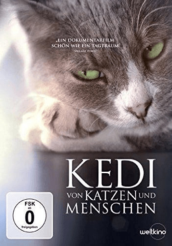 Kedi - Von Katzen und Menschen [DVD]