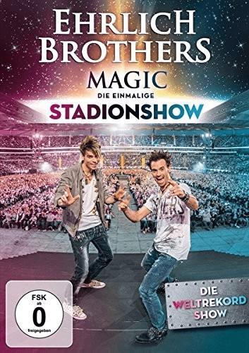 Ehrlich Brothers - Magic - Die einmalige Stadio...
