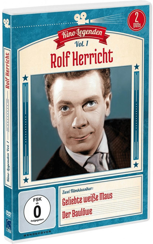 Rolf Herricht - Kino-Legenden 1 [DVD]
