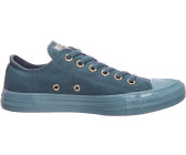 e2d907b244ff5 Converse Chuck Taylor All Star Mono Glam Ox - light carbon light carbon gold