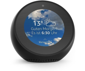 amazon echo spot ab 129 00 preisvergleich bei. Black Bedroom Furniture Sets. Home Design Ideas