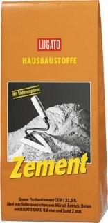 Lugato Portland-Zement 5 kg
