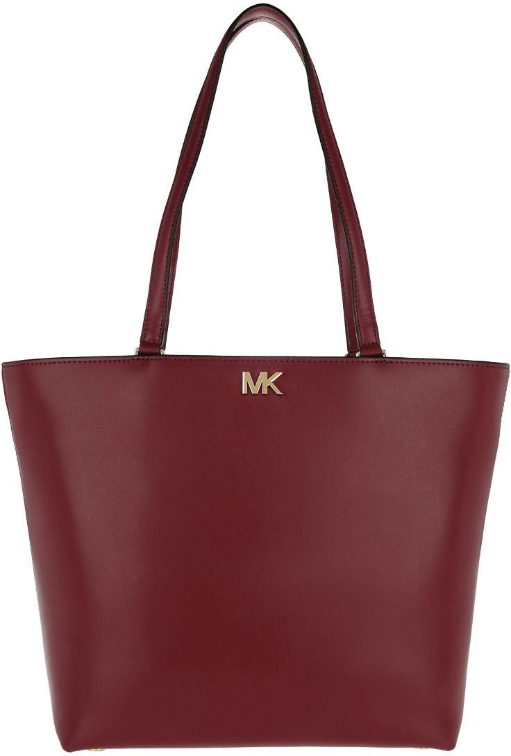 Michael Kors Mott Medium Tote mulberry (30F7GOX...