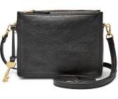 Fossil Damen Handtasche Tasche Campbelle E Crossbody Leder Braun ZB7683-231