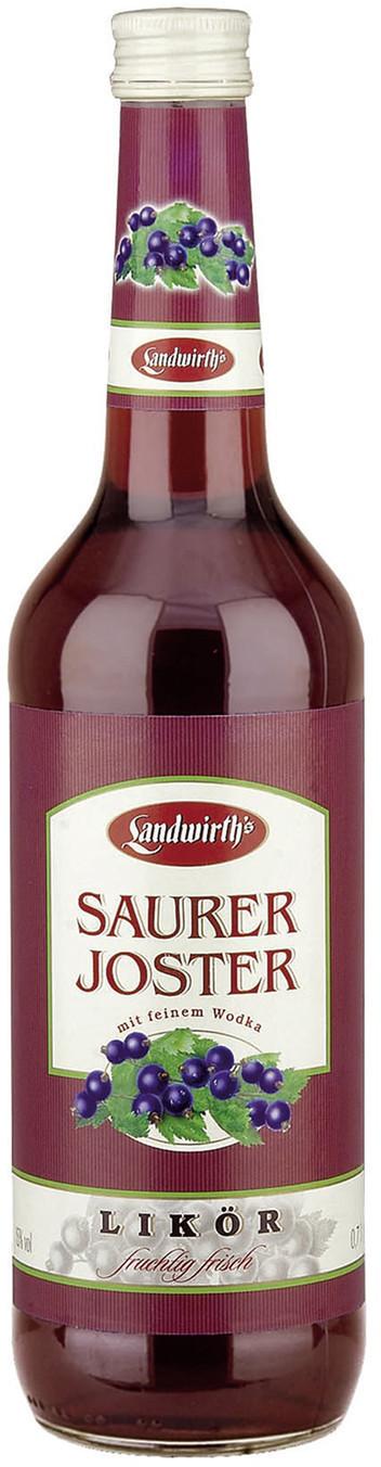 Landwirth's Saurer Joster 0,7l 15%
