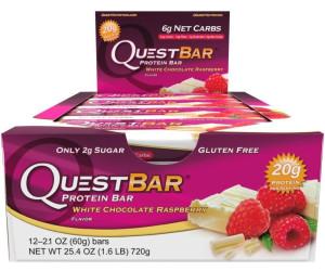 Quest Nutrition Bar 12 X 60g Birthday Cake Ab 1994