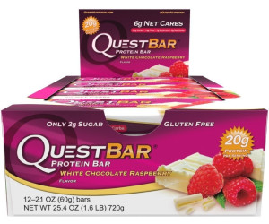Quest Nutrition Bar 12 X 60g Birthday Cake