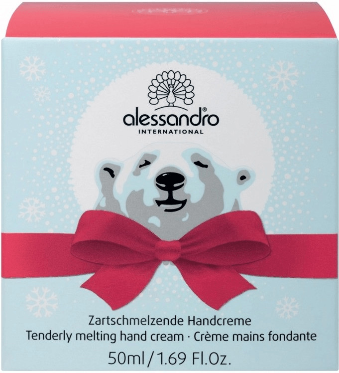 Alessandro Ice Bear Handcreme (50ml)