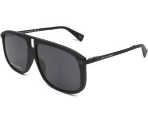 MARC JACOBS Marc Jacobs Herren Sonnenbrille » MARC 243/S«, schwarz, 003/IR - schwarz/grau