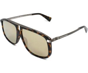 MARC JACOBS Marc Jacobs Herren Sonnenbrille » MARC 243/S«, braun, 086/UE - braun/ weiß