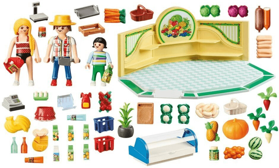 Playmobil City Life - Bioladen (9403)