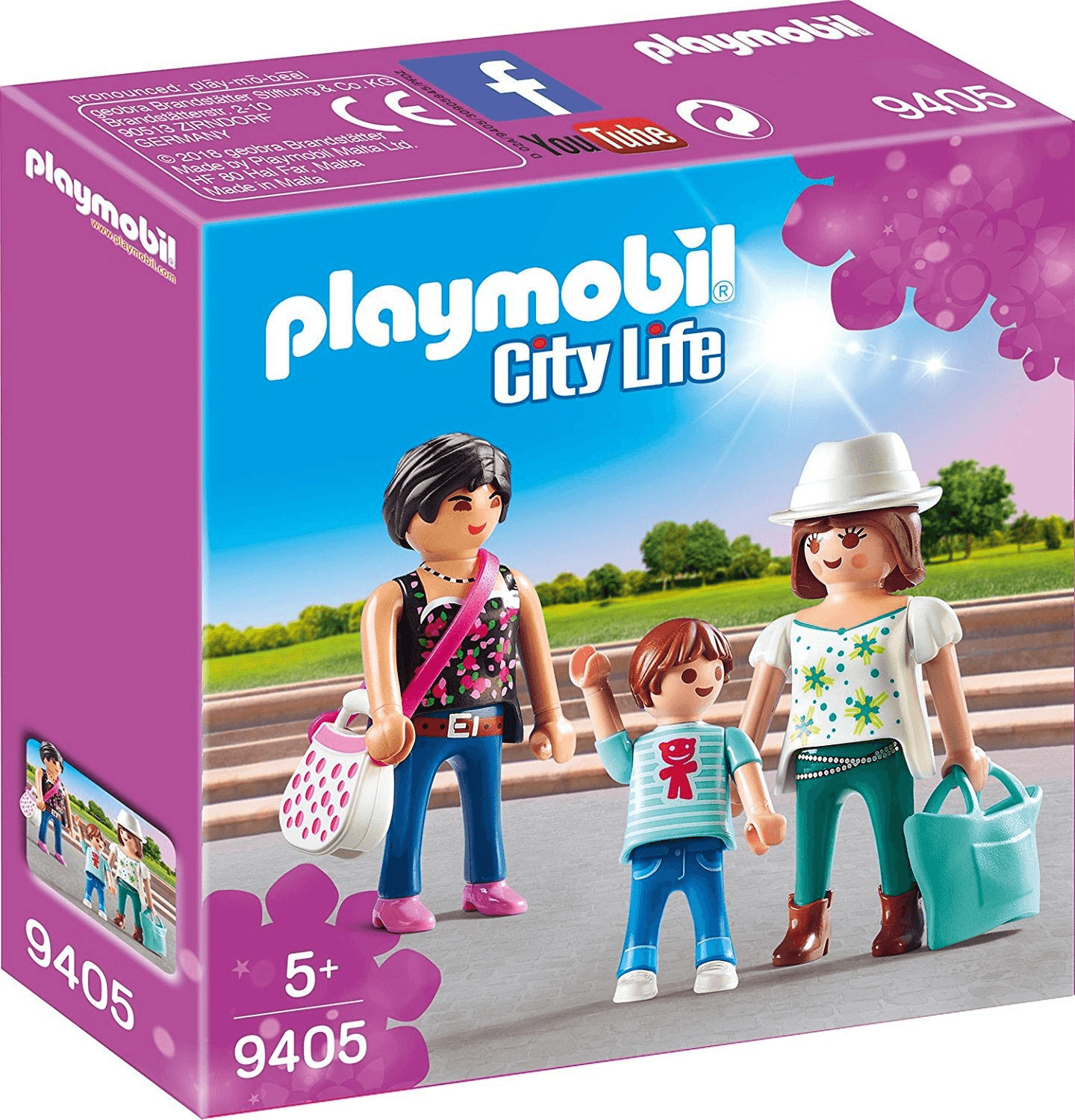 Playmobil City Life - Shopping Girls (9405)