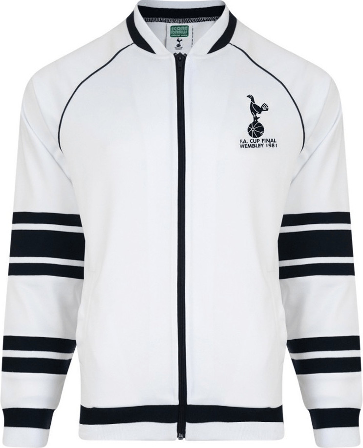 Score Draw Tottenham Hotspur Retro Trainingsjac...