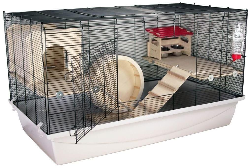 PETGARD Hamsterkäfig Borneo L Deluxe