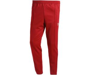 red adidas tracksuit bottoms uomo