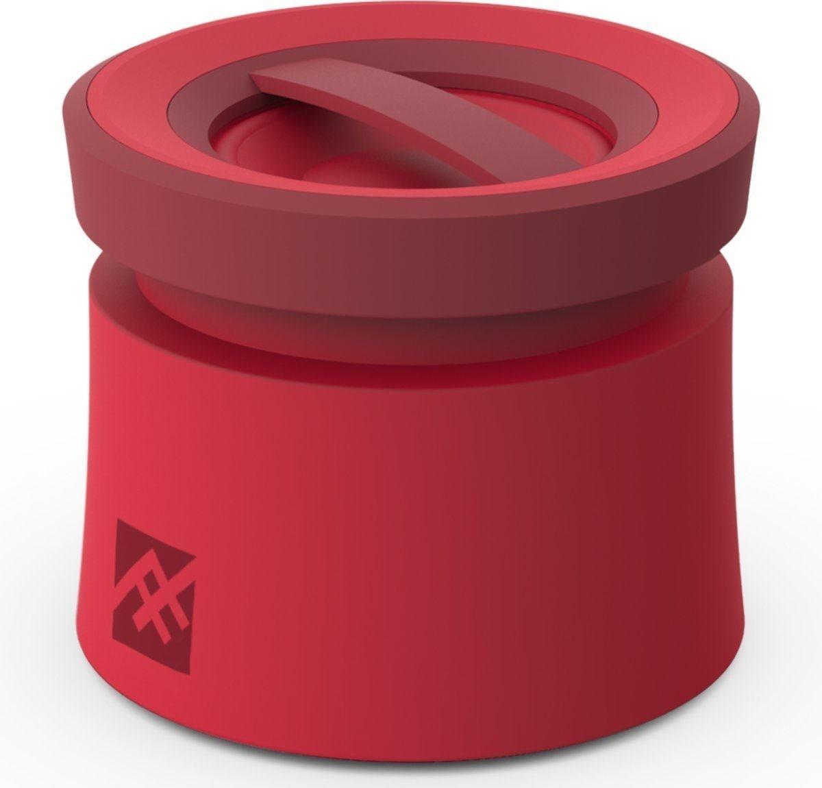 Image of ifrogz coda wireless Bluetooth Speaker red