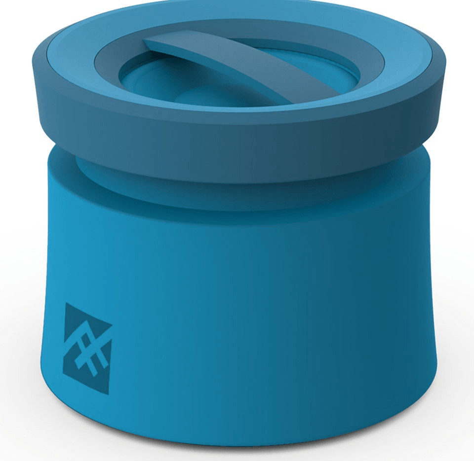 Image of ifrogz coda wireless Bluetooth Speaker blue