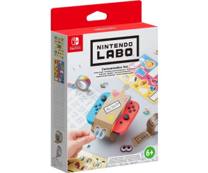 nintendo labo au meilleur prix sur. Black Bedroom Furniture Sets. Home Design Ideas