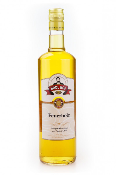 Hödl Hof Feuerholz Likör 1l 33%