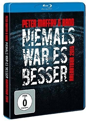 Peter Maffay - Niemals War Es Besser (Live) [Bl...