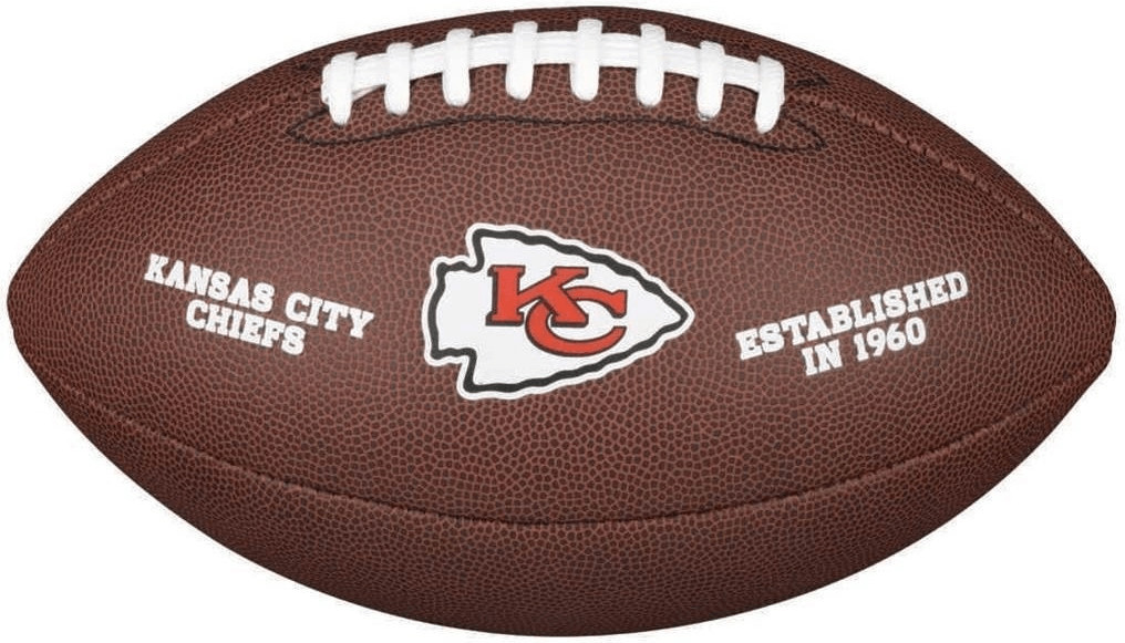 Wilson NFL Team Logo Kansas City Chiefs