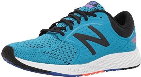 New Balance Hombre Zante v4 Correr Zapatos Zapatillas Azul Deporte Transpirable