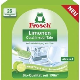 Frosch Limonen Geschirrspül-Tabs (26 Stück)