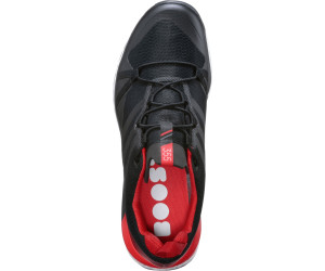 Adidas Terrex Agravic GTX core blackcarbonhi res red ab