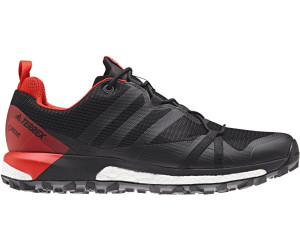 Adidas Terrex Agravic GTX Running Shoes. core black carbon hi-res red 8afc3277c