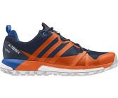 a5c6e0c3a803e1 Adidas Terrex Agravic GTX collegiate navy orange blue beauty
