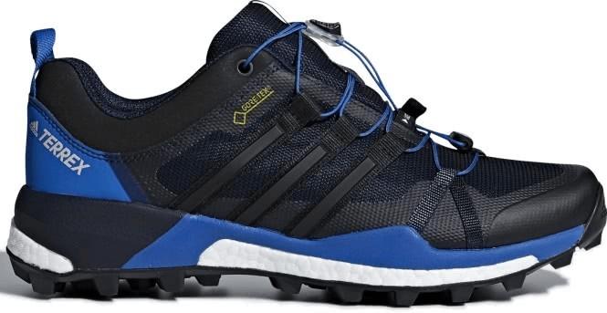 Image of Adidas Terrex Skychaser GTX collegiate navy/core black/blue beauty