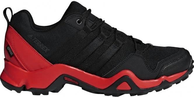 Adidas Terrex AX2R GTX core black/core black/hi-res red