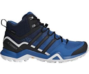 f030ed8e7545ce Adidas Terrex Swift R2 Mid GTX blue beauty core black grey one ab ...