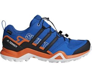 TERREX SWIFT R2 GTX - Zapatillas de trail running - raw steel/core black/orange k7Q1gHCM2s