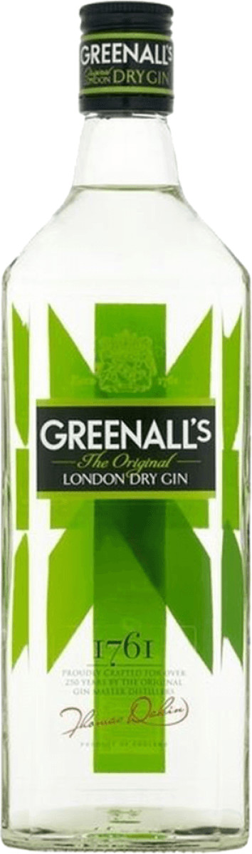 Greenall's London Dry Gin 40% 0,7l