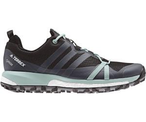 Rabatt Adidas Terrex Agravic GTX W carbongrey threeash green ab  im Angebot