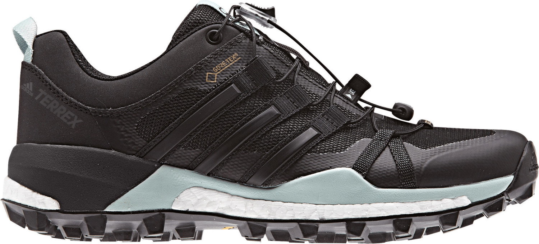 Image of Adidas Terrex Skychaser GTX W core black/core black/ash green